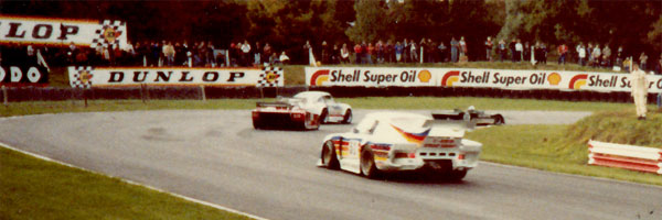 Flying Tigers 1000kms Brands Hatch 1981